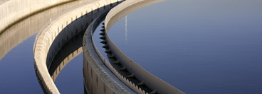 -Biological wastewater treatment plant